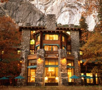 yosemite national park lodging cing attractions