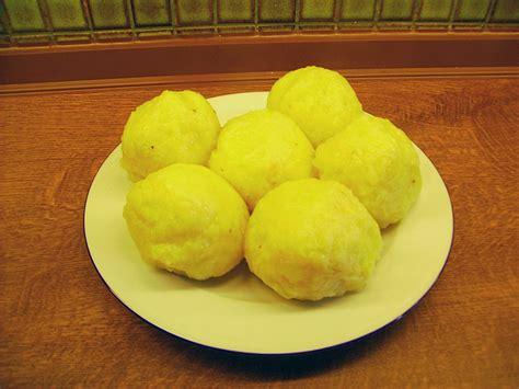 Kartoffelklöße Halb Und Halb Rezepte