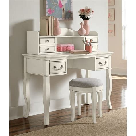 Cymax Desk With Hutch by Ne Kensington Writing Desk With Hutch And Stool In