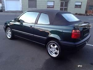 1997 Volkswagen Cabrio - Information And Photos
