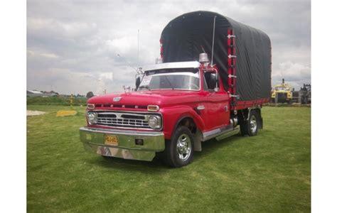 camionetas ford estacas colombia
