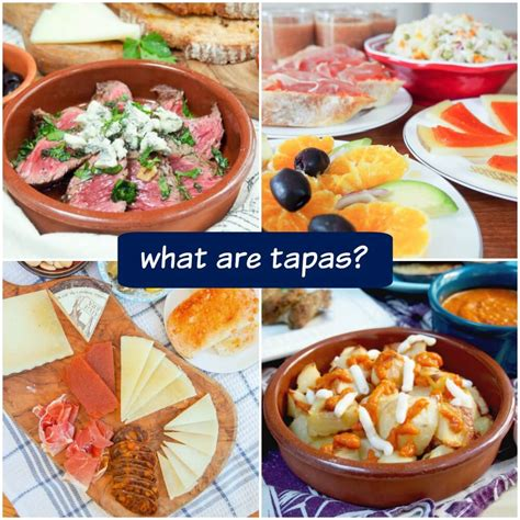 What Are Tapas? (+ Some Traditional Spanish Tapas