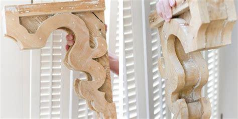 remodelaholic diy vintage inspired corbel building plan