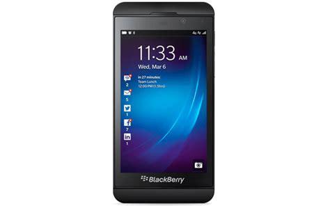 blackberry z10 specification