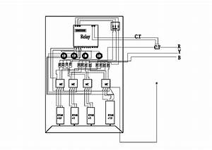Circuit Diagram Of Power Factor Improvement And Controller