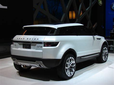 Land Rover Lrx Concept En Direct De Genve