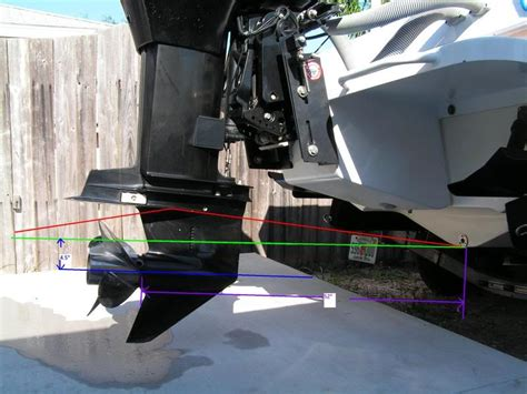Bass Boat Jack Plate Setup by Prop Question Porpoising The Hull Truth Boating And