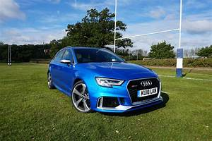 2019 Audi Rs3 Sportback Test Drive Review  Blunt Force