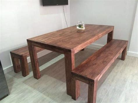 teak table benches tables cape town