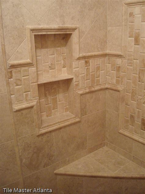 travertine tile bathroom ideas marble tile shower marble tile atlanta bathroom