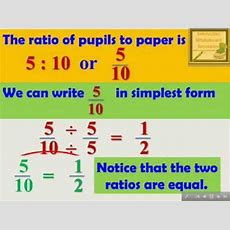 Ratio And Proportion  Interactive Mathematics Lesson Module Youtube
