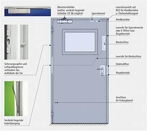 Tür T30 Rs : feuer und rauchschutzt ren unterliegen strengen anforderung bauelemente baustoffwissen ~ Orissabook.com Haus und Dekorationen