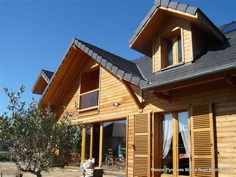 constructeur maison bois sud ouest maison moderne