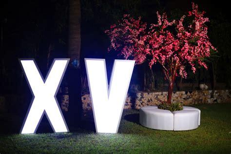 letras gigantes bodas xv anos todo evento  en