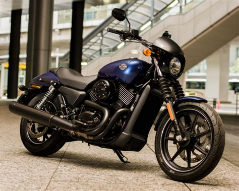 2016 Harley-davidson Motorcycle Range Is Better Than Ever