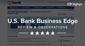 Us bank business edge cash card reviews best for you for Us bank business card