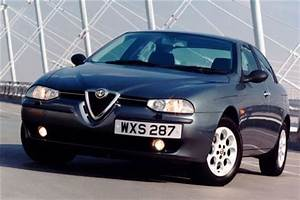 Future Classic Friday  Alfa Romeo 156