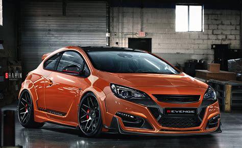 Opel Gtc Revenge (astra Vxr) By Tuninger On Deviantart