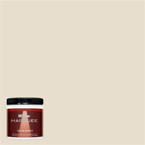BEHR Premium Plus Ultra 8 oz #UL16012 Ivory Lace
