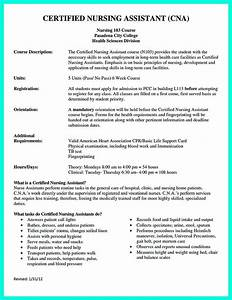resume examples cna resume template nurse assistant cna