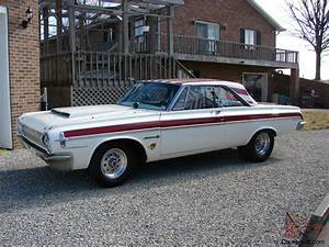 1964 Dodge Polara 500 Drag Car Ramchargers Replica Very Nice