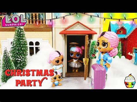 lol christmas party jet set qt family airport travel