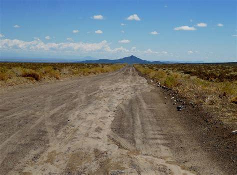 imagen de ruta de tierra en mendoza foto gratis