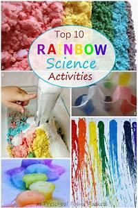 top 10 rainbow science experiments activities preschool