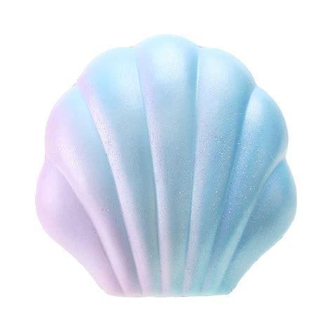 YummiiBear Mermaid Seashell Squishy   Kawaii Panda