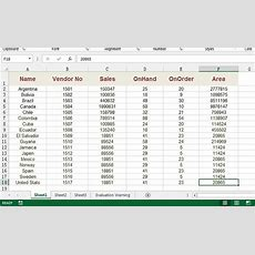 How To Merge Several Excel Worksheets Into A Single Excel Worksheet