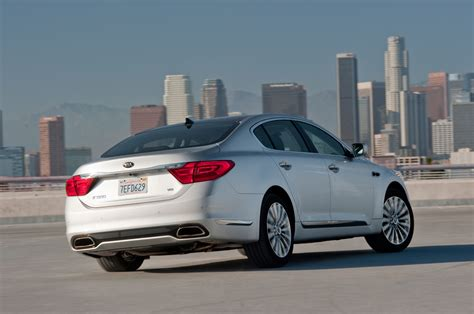 How Much Is The Kia K900 by 2015 Kia K900 V 8 Term Update 1 Motortrend