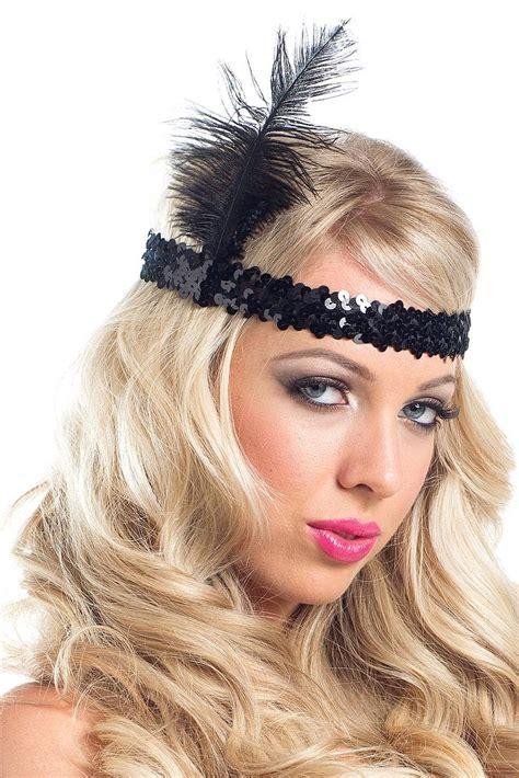 Feather Headpiece - Costume Props - Lionella.Net
