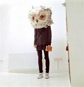 Verkleidung Heizungsrohre Basteln : uhu maske basteln ideen party verkleidung faschingsparty ausstellung dodo ~ Orissabook.com Haus und Dekorationen