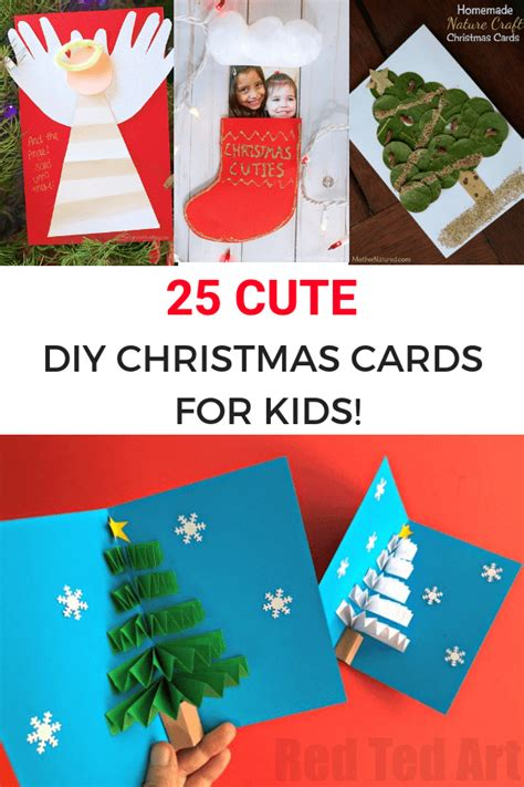 .for snowman holiday cards or snowman christmas cards, you'll find a simple tutorial to make your own snowman card for christmas. 25 Cute homemade Christmas card ideas for kids - Crafts By Ria