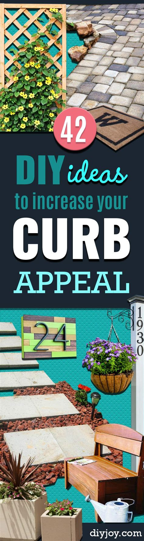 diy ideas  increase curb appeal