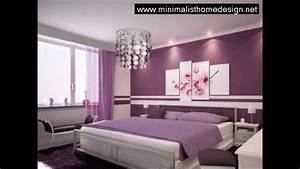 Latest bedroom designs youtube for Youtube home interior decoration