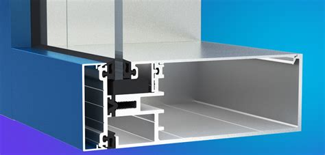 ycw 750 og ykk ap aluminum curtain wall building product