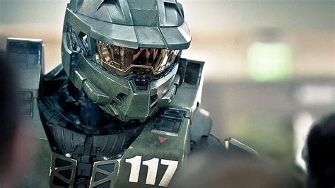 Halo The Movie All Cutscenes (halo 1, 2, 3, 4 And 5)