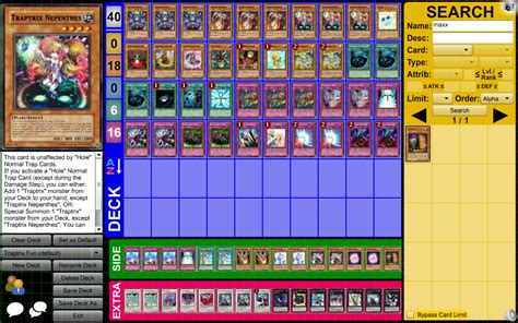 Traptrix Deck Post Cotd by Help With Traptrix Plant Build