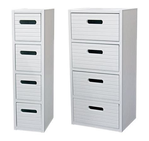 Wood Storage Cabinets With Drawers by White Wooden Freestanding Bathroom Vanity Drawer Bedroom