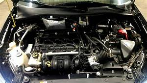 2009 Ford Focus Ses Coupe Engine Bay