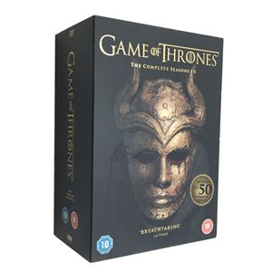 game  thrones seasons   dvd game  thrones seasons