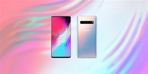 3d Wallpapers S10 by The Samsung Galaxy S10 5g Wallpapers