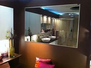 Miroir de salle de bain : dimension sur mesure