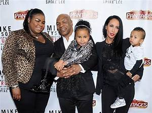 Mike Tyson Family Pictures to Pin on Pinterest - PinsDaddy