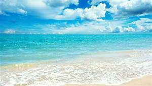 Summer Beach Images for Wallpaper