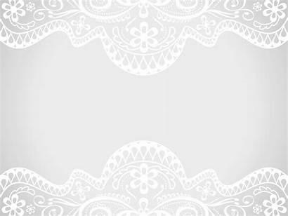 Lace Background Floral Ornament Border Clipart Banner