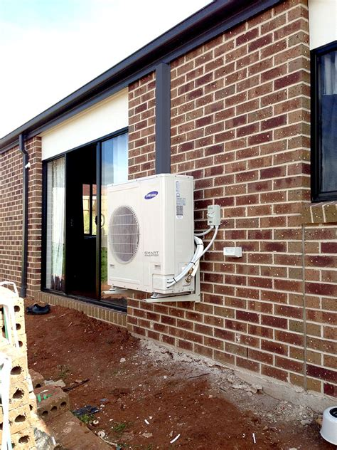 A Guide To Mounting Split System Air Conditioners On Wall