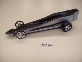 Aerodynamic CO2 Car Designs