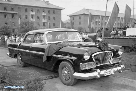 In Pictures History Of China's Auto Industry